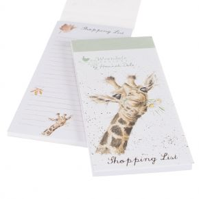 "Stationary - ""Flowers"" Shopping Pad"