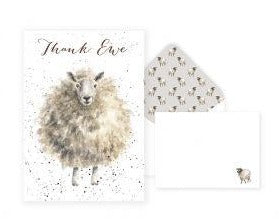 Cards - Thank You Cards Package of 8 (Thank