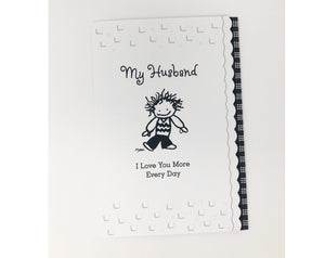 Card - My Husband