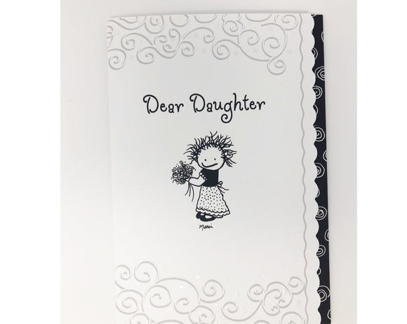 Card - Dear Daughter