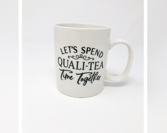 Quali-Tea Time Mug