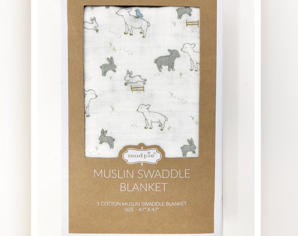 Swaddle Blanket (Multiple Styles Available)