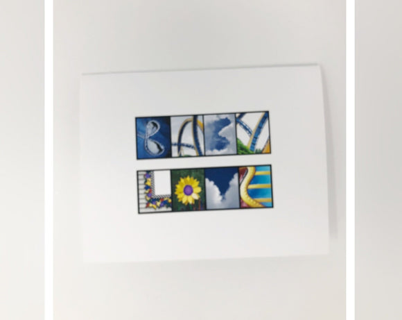 Card - Baby Love (Blue)