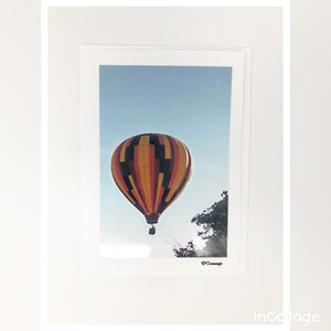 Cards - Balloon over Albuquerque