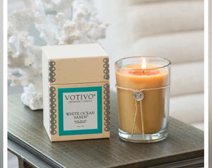 Votivo - White Ocean Sands Candle