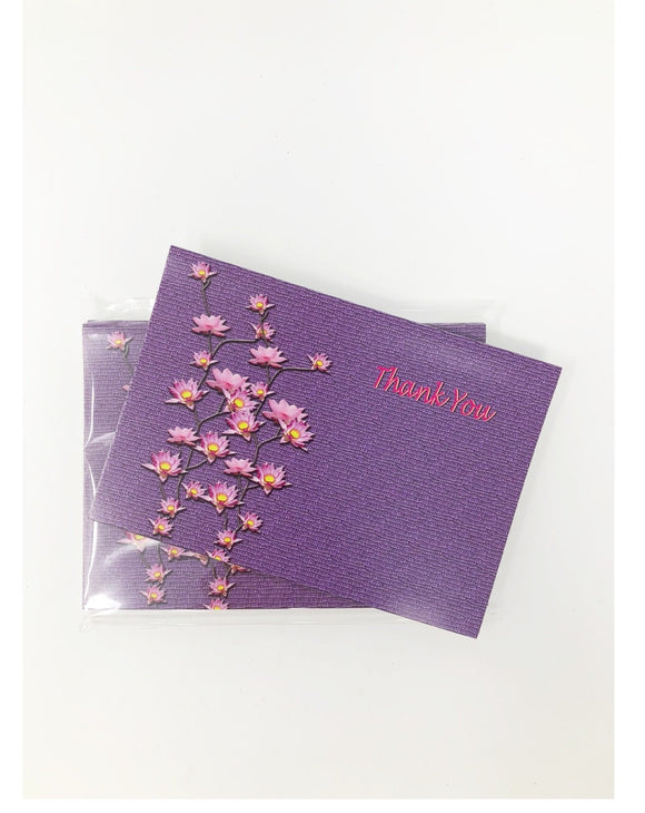 Cards - Thank You Cards Package of 8 (