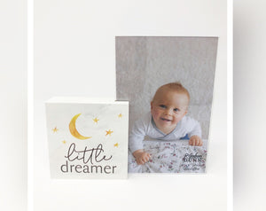 Little Dreamer Picture Frame