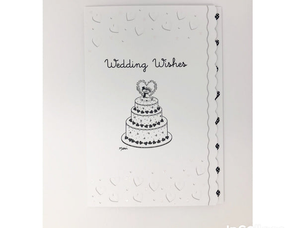 Card - Wedding Wishes