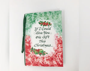 If I Could Give You One Gift Holiday Card