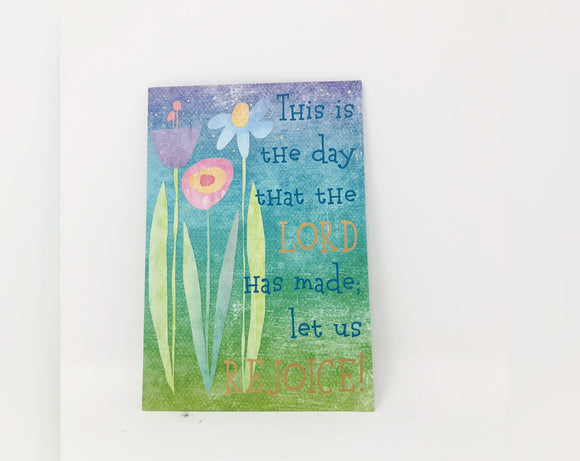 This is the Day Easter Card