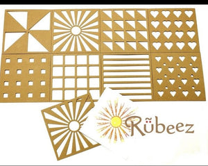 Rubeez Art Templates
