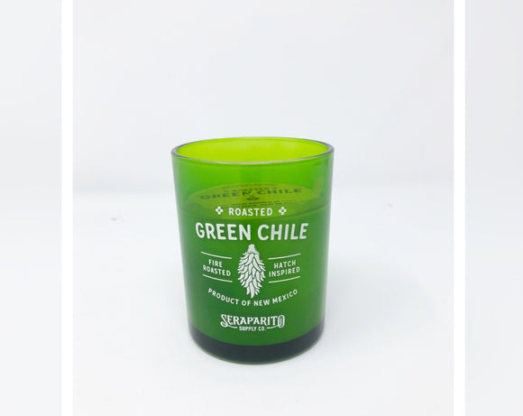 Roasted Green Chile Candle