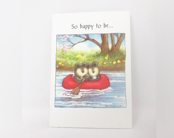 So Happy To Be - Valentine's Day Card