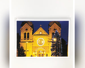 Boxed Holiday Cards-Christmas at the Cathedral Basilica