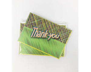 "Cards - Thank You Cards Package (""Super Thanks"")"