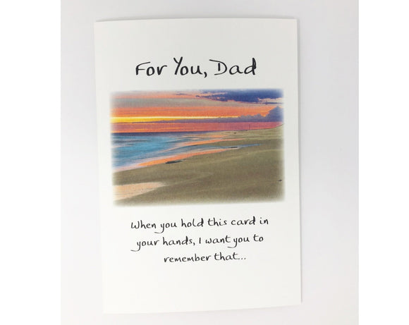 Card - For You, Dad
