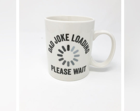 Dad Joke Loading Mug