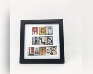 Imagiframes Word Art Picture