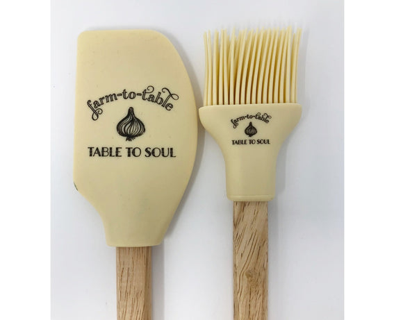 Kitchen Spatula and Brush Set (Multiple Styles Available)