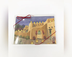 Boxed Holiday Cards-Hacienda