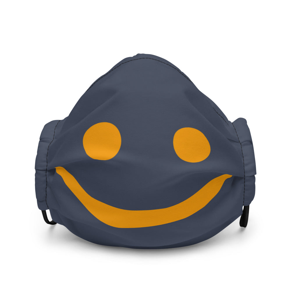The Happy Channel Smile Face Mask