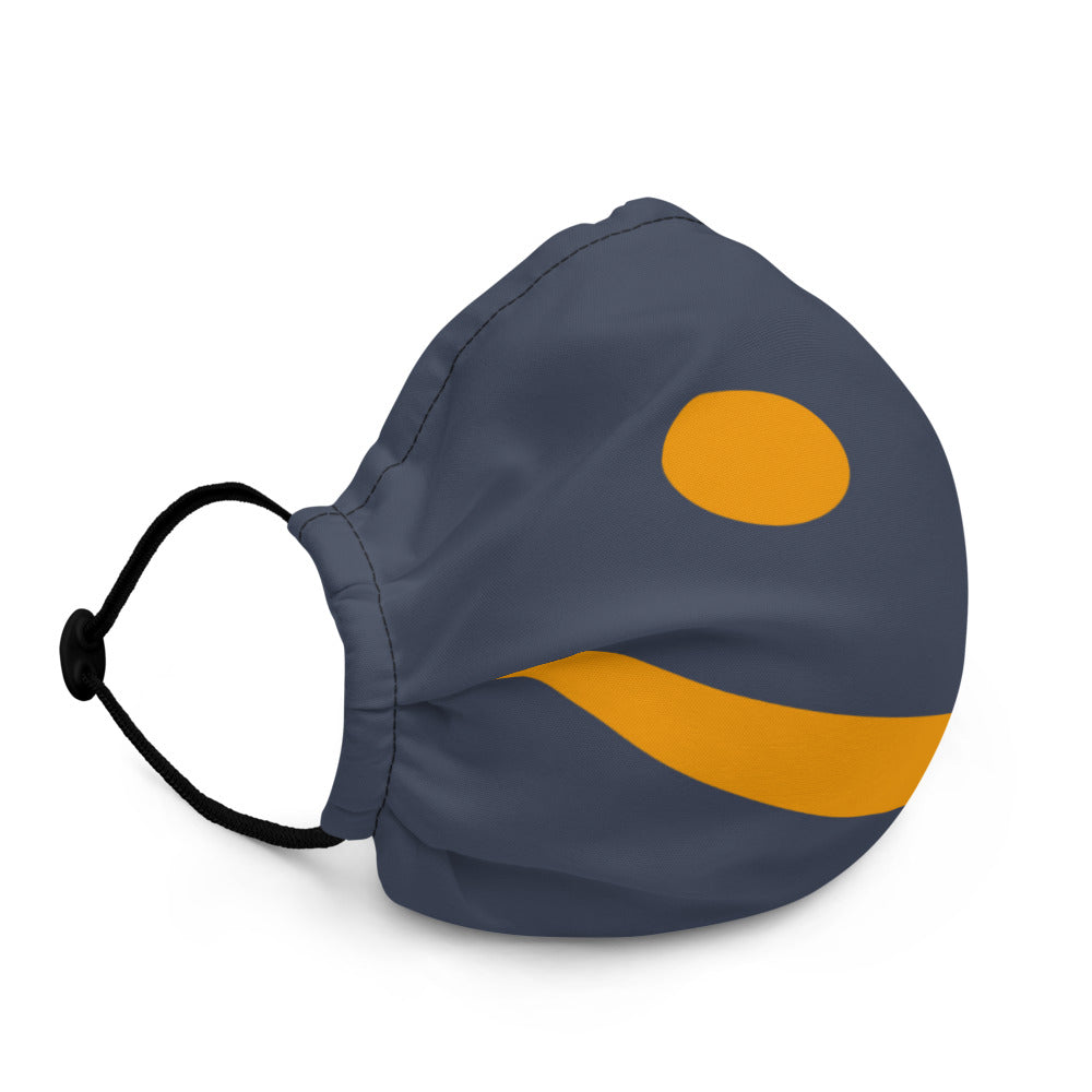 The Happy Channel® Smile Face Mask