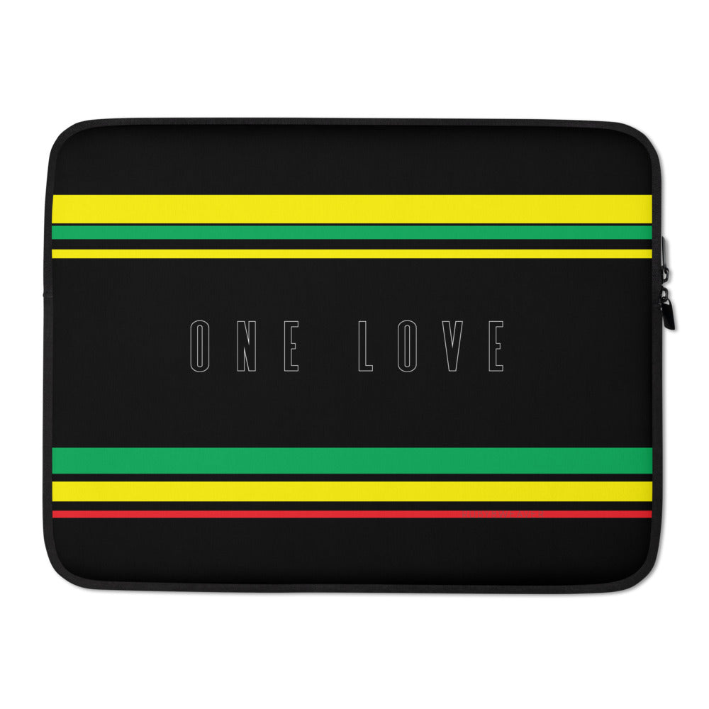 One Love 15in Laptop Sleeve