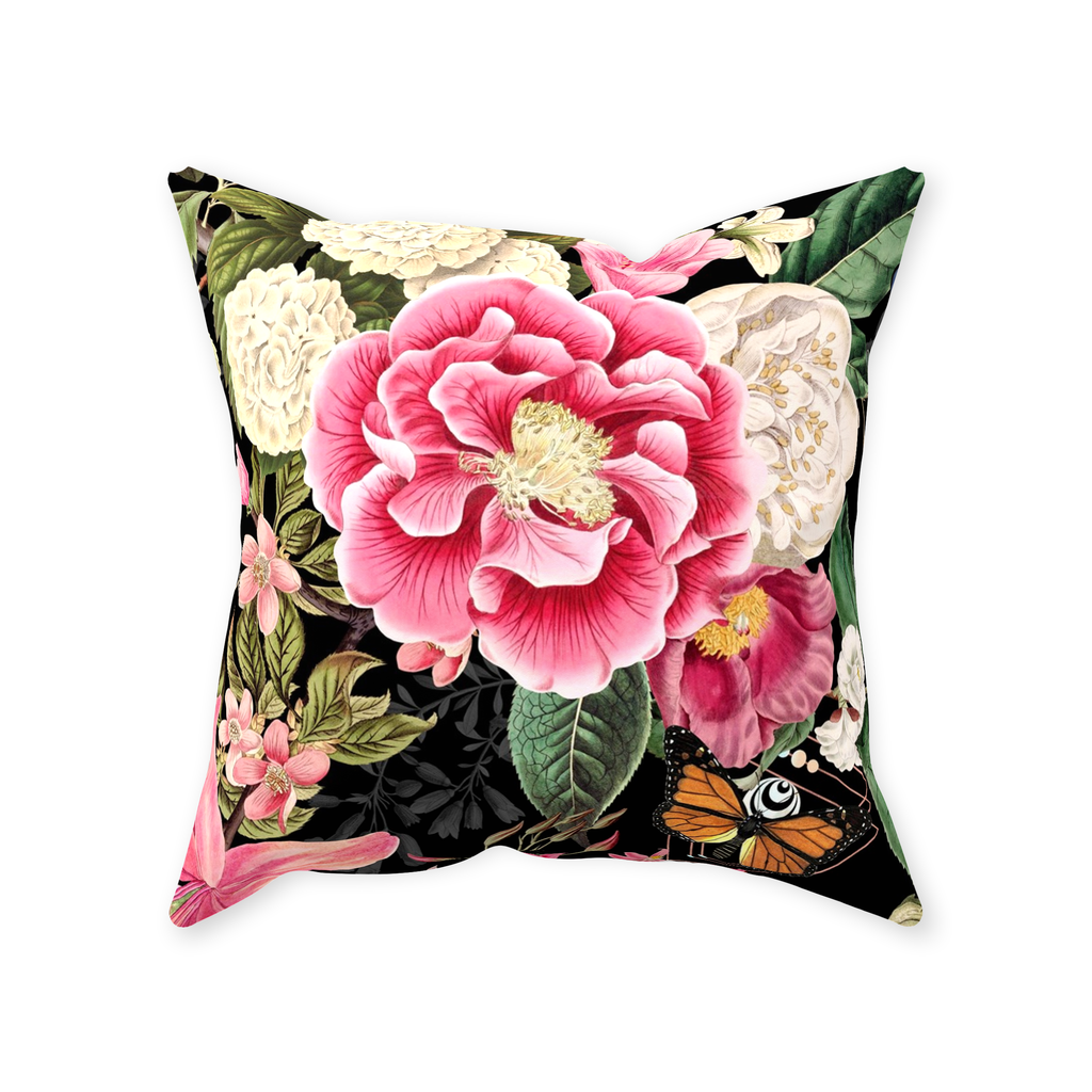 Sacred Beauty Throw Pillow
