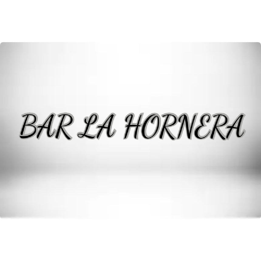 Bar la hornera (38108) - Ticket Regalo