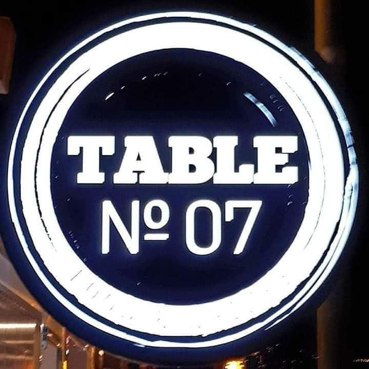 TABLE N07 (38530) - Ticket Regalo