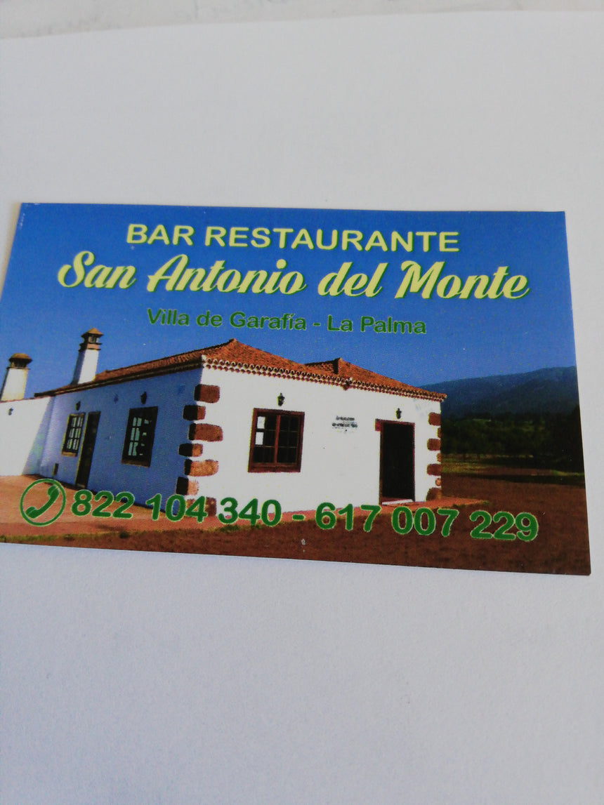San Antonio del monte (38787) - Ticket Regalo