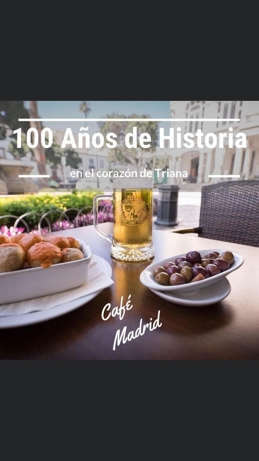 CAFÉ MADRID (35002) - Ticket Regalo