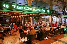 THE CHIEFTAIN IRISH PUB (38660) - Ticket Regalo