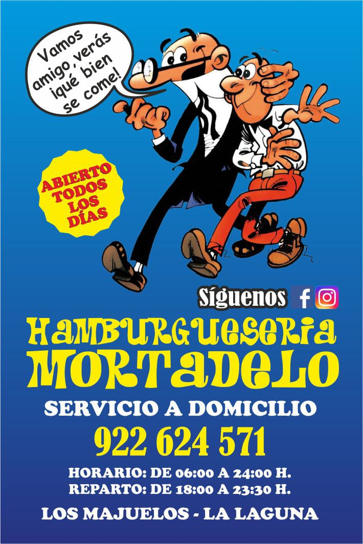 Cafeteria mortadelo (38108) - Ticket Regalo