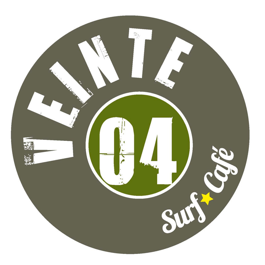 Veinte04 Surf Café (38612) - Ticket Regalo