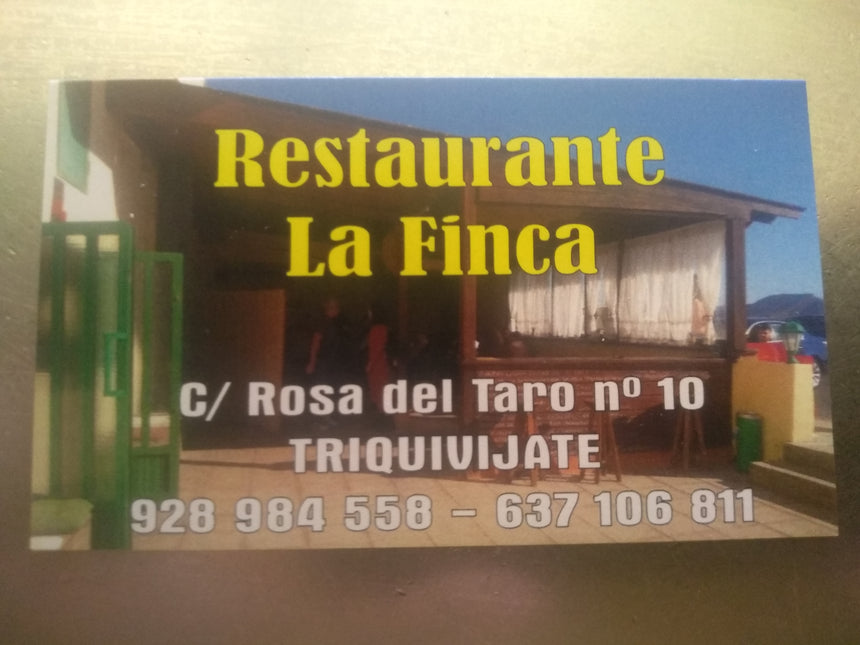 Restaurante la finca (35639) - Ticket Regalo