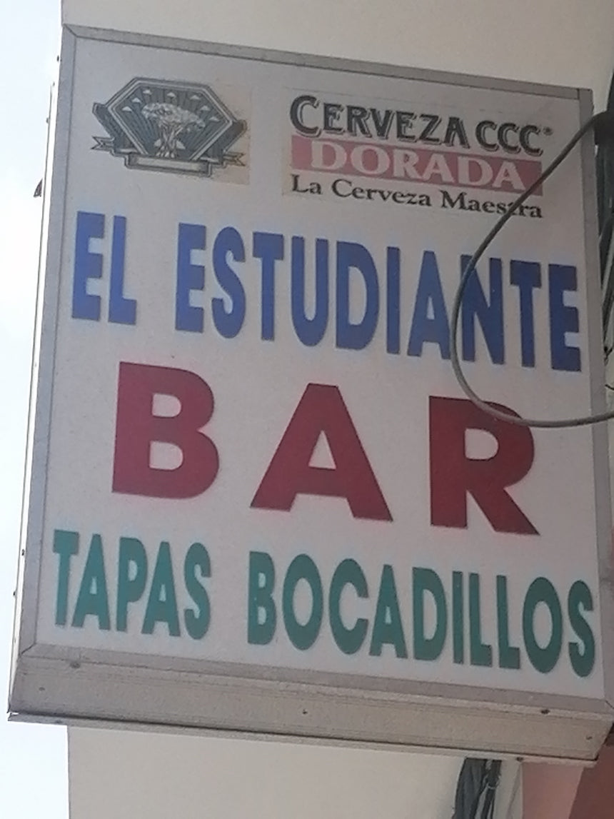 Bar Estudiantes (38800) - Ticket Regalo