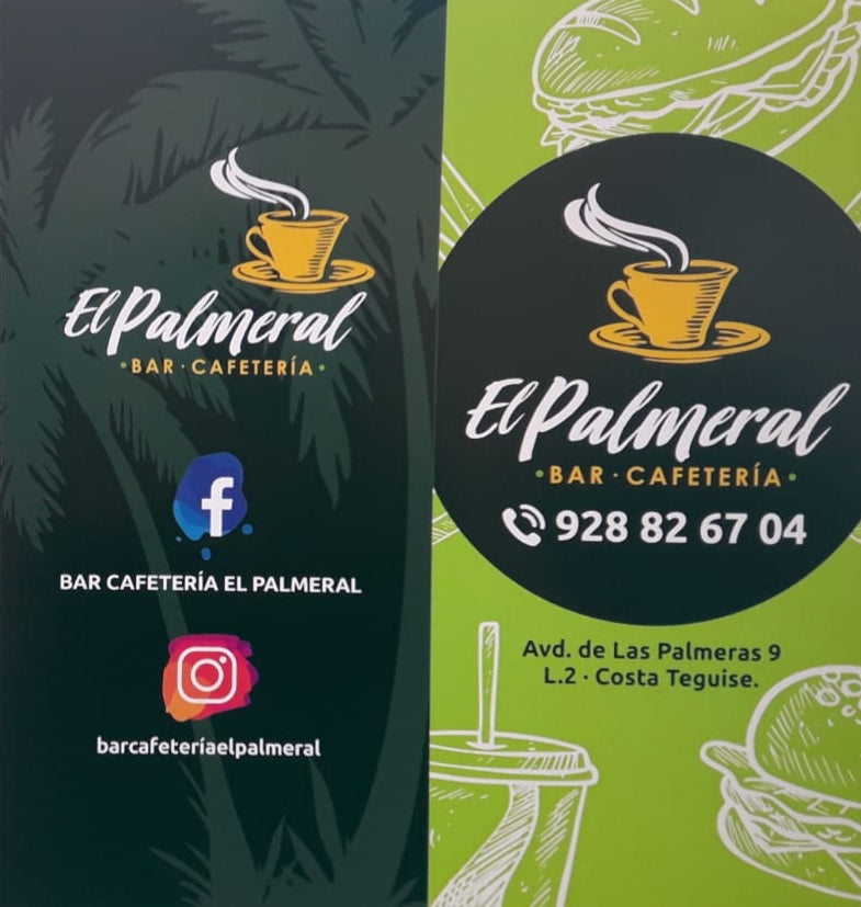 Bar Cafeteria El Palmeral (35508) - Ticket Regalo