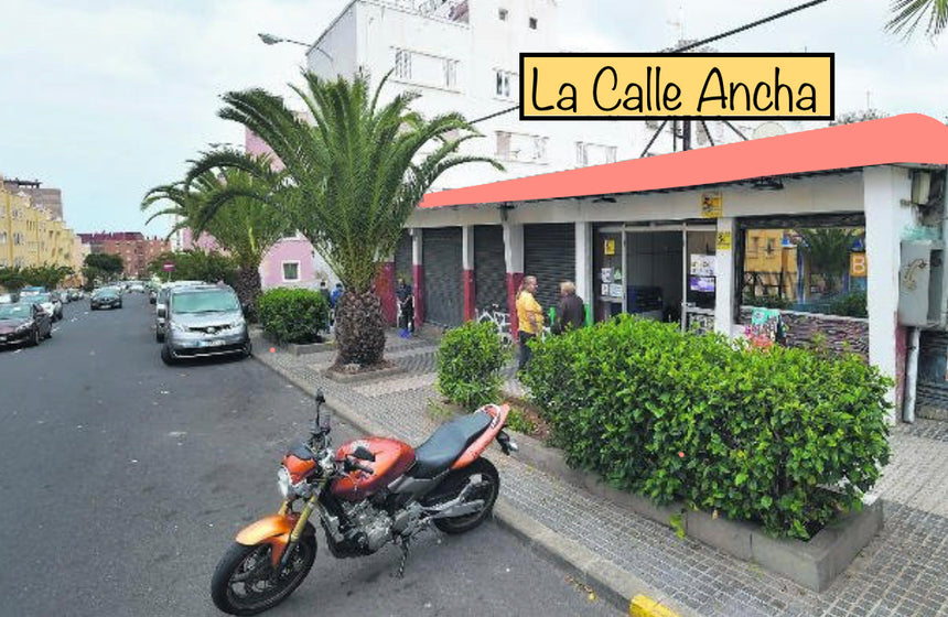 BAR  PISCOLABIS  LA  CALLE  ANCHA (35011) - Ticket Regalo