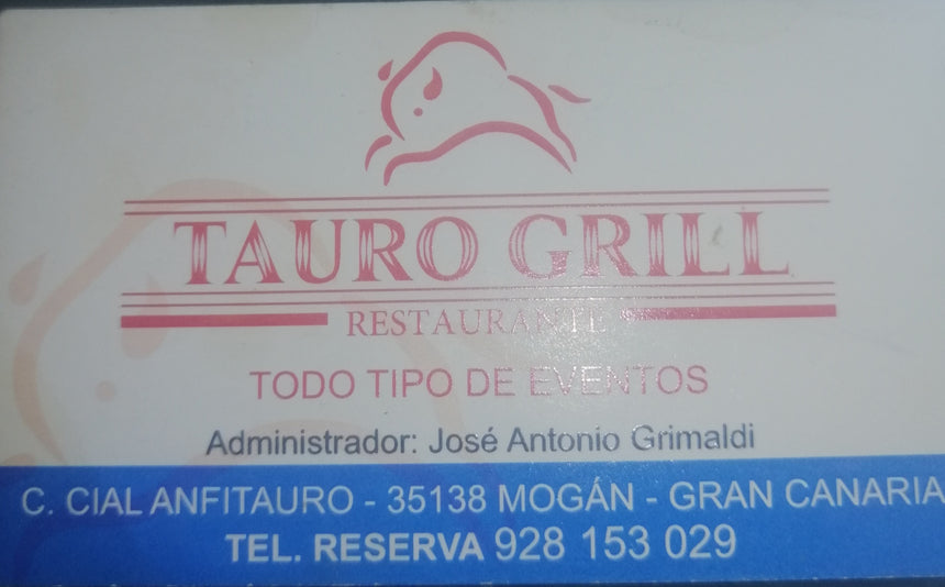 Taurogrill (35138) - Ticket Regalo