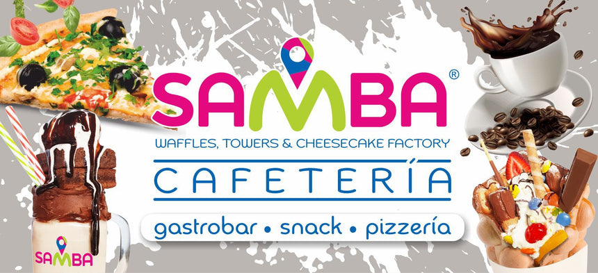 Cafeteria Samba (38660) - Ticket Regalo