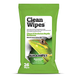 Jurassi Clean Wipes 26pk