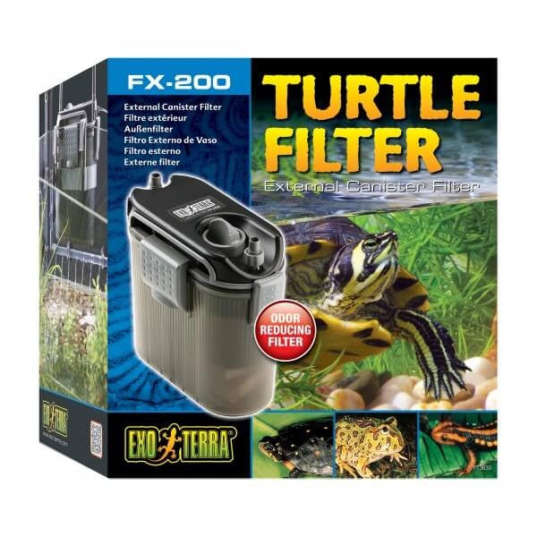 Exo Terra Turtle Fx-200 Canister Filter