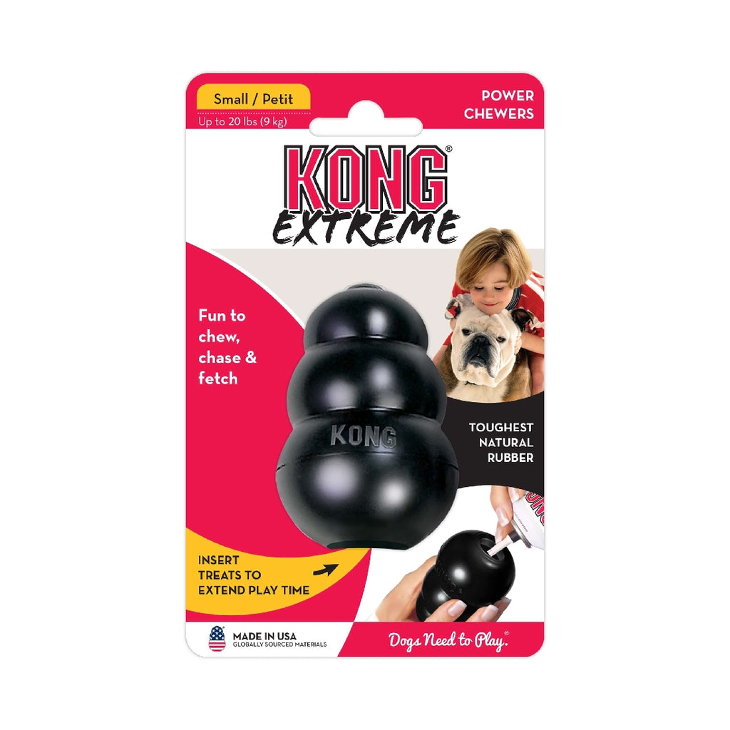 KONG EXTREME BLACK SMALL