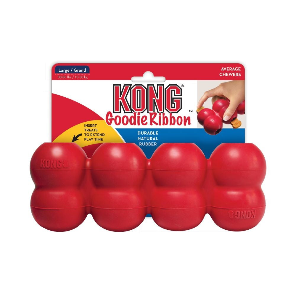 KONG DOG GOODIE RIBBON LARGE