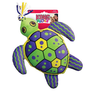 KONG ALOHA TURTLE LARGE/X-LARGE CANVAS DOG TOY
