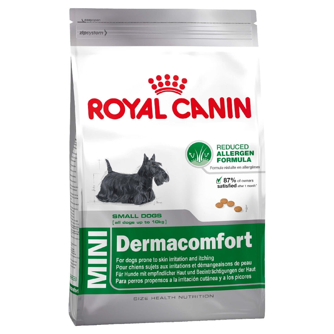 ROYAL CANIN MINI DERMA 2KG