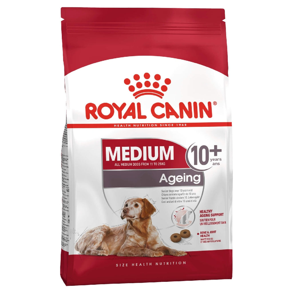 ROYAL CANIN MEDIUM 10+ 15KG