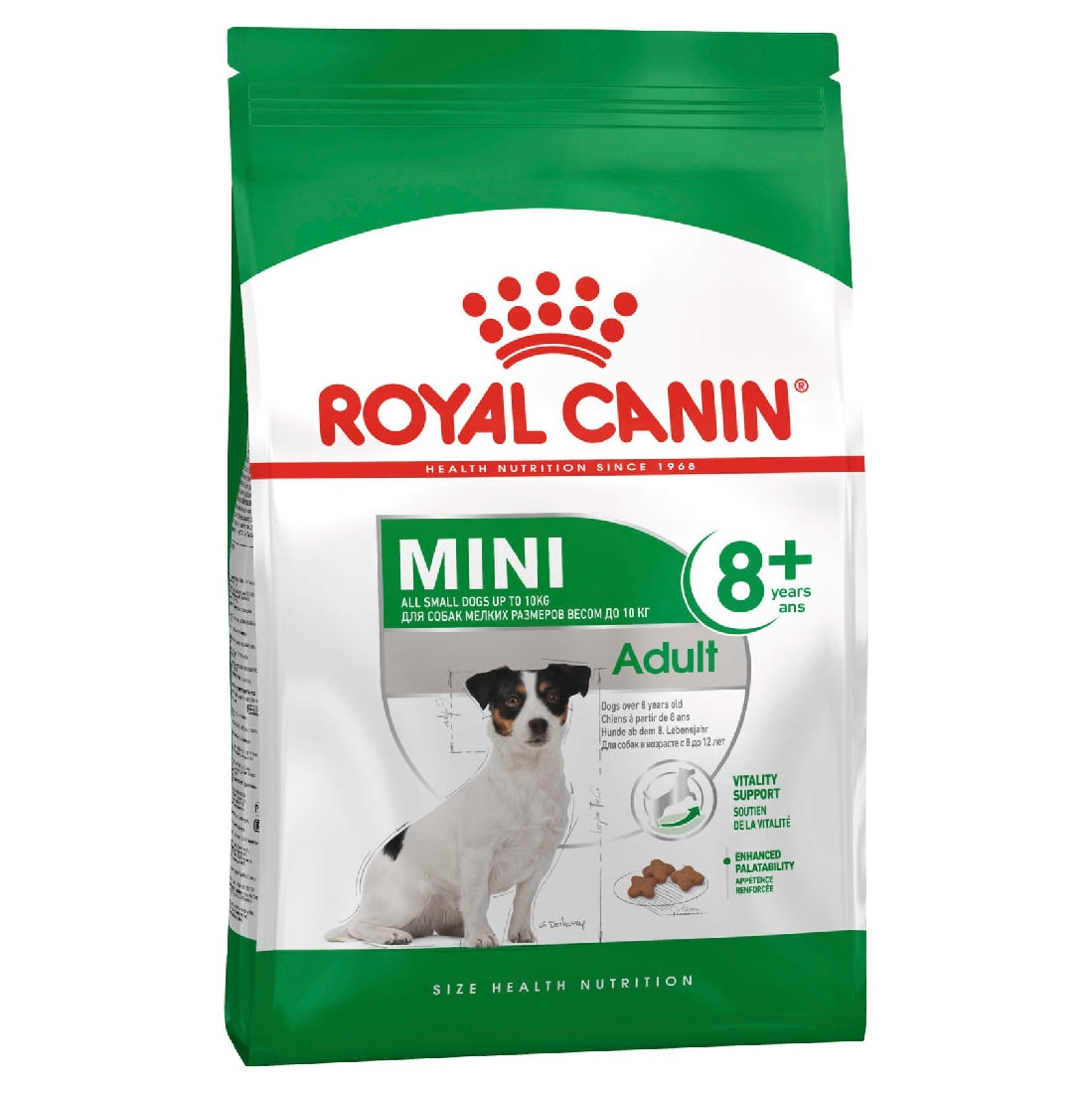 ROYAL CANIN MINI MATURE 8+ 2KG