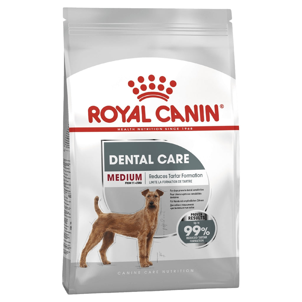 ROYAL CANIN MEDIUM DENTAL CARE 10KG